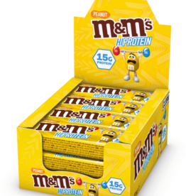 Mars M&M Hi Protein bar