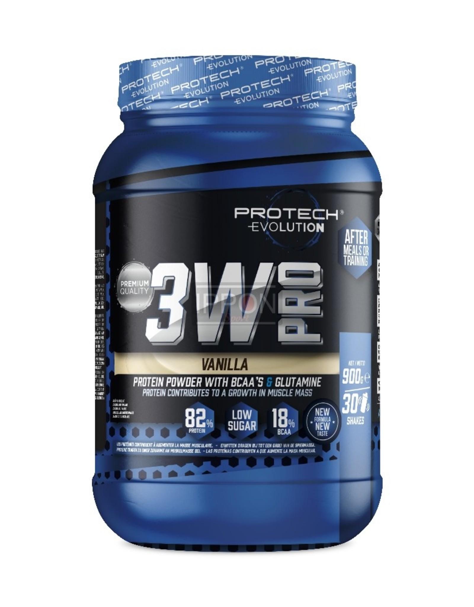 Protech  3whey pro 900 gram
