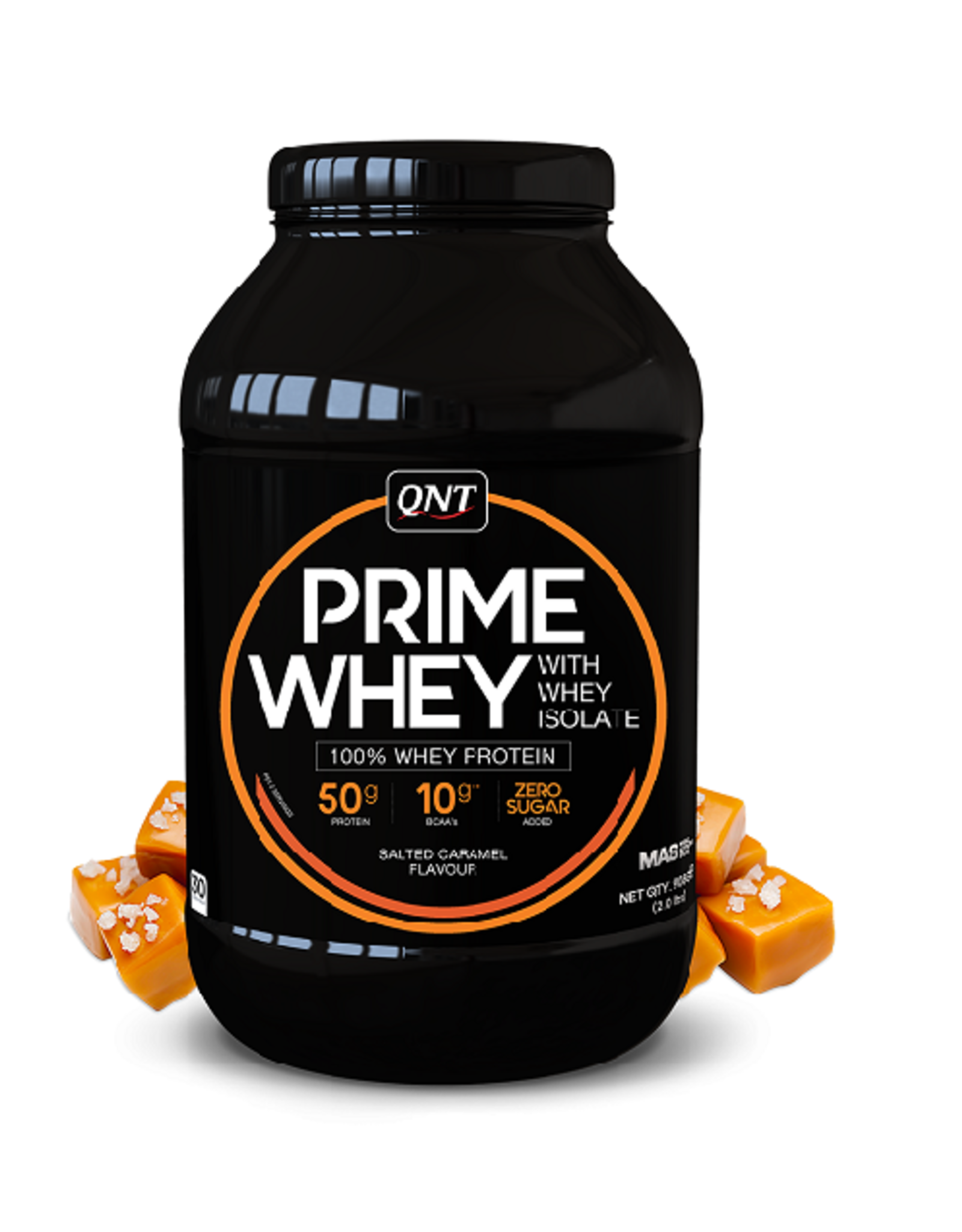 Qnt  Prime whey 908 gram