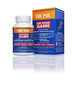Adephar BIOSIL ON YOUR GAME