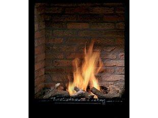 Ruby Fires Inbouw unit L met 5820B - steendecor