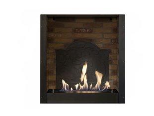 Ruby Fires Inbouw unit L met 5820B - steendecor-medallion