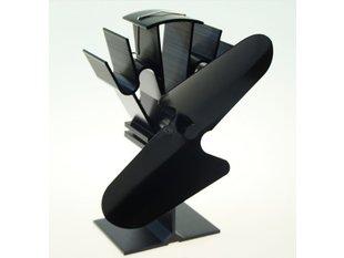 Südmetall Eco kachel ventilator voor houtkachels