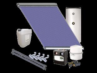 AkoTec Set voor tapwater (small) plat dak