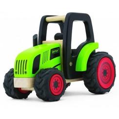 Houten Tractor excl. aanhanger, Pintoy