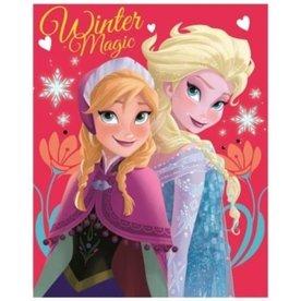Frozen Plaid Frozen Winter Magic