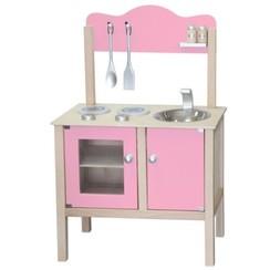 Houten Keukentje Lichtroze, Simply for Kids