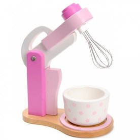 Houten Mixer Roze, Mentari