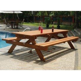 Tuindeco Picknicktafel 250 cm hardhout