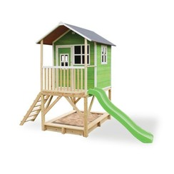 EXIT Speelhuis Loft 500 Groen