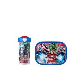 Lunchbox en beker Avengers