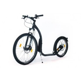 Kickbike Kickbike Step Cross Max 20 HD Zwart