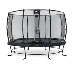 EXIT Elegant Trampoline Premium ø366 cm zwart + net