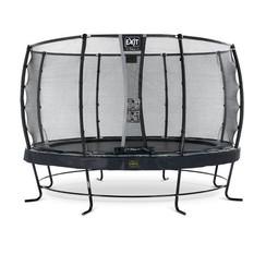EXIT Elegant Trampoline Premium ø427 cm zwart + net