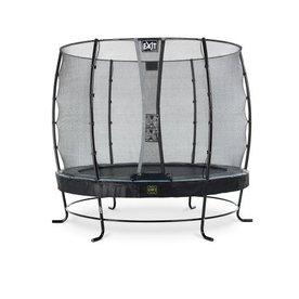 Exit EXIT Elegant Premium trampoline met net, Economy - zwart, ø305cm