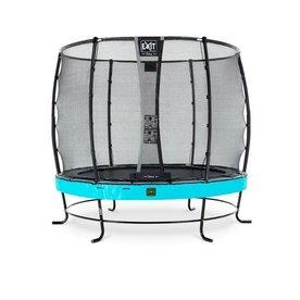Exit EXIT Elegant Premium trampoline met net, Economy - blauw, ø253cm