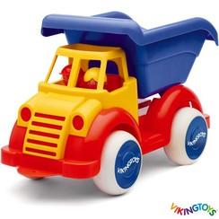 Viking Toys speelgoed vrachtwagen+2 poppetjes