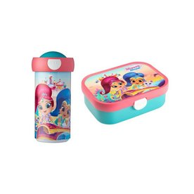 Mepal Lunchbox en Schroefbeker Shimmer and Shine Lunchset
