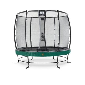 Exit EXIT Elegant trampoline ø253cm met net Economy - groen