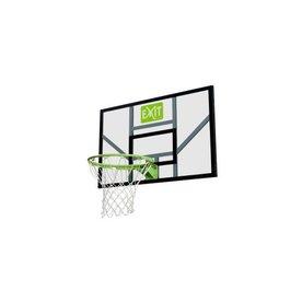 Exit Basketbalbord met ring en net compleet
