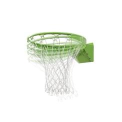 EXIT basketbal dunkring met net - groen