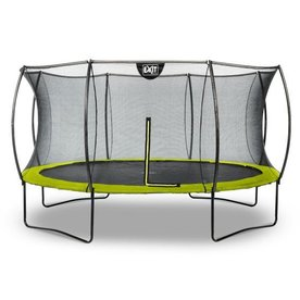 Exit EXIT Silhouette trampoline ø427cm - groen