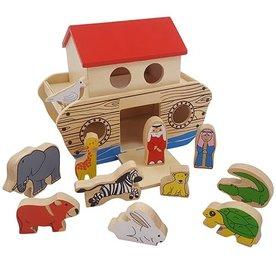 Ark van Noach met loopklep;