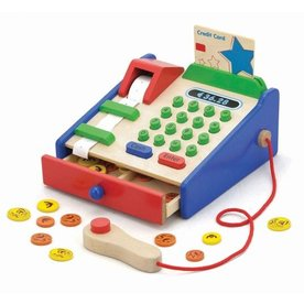 New Classic Toys Speelgoed Kassa, Viga Toys