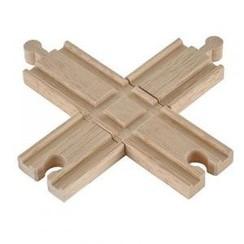 Mentari houten kruising