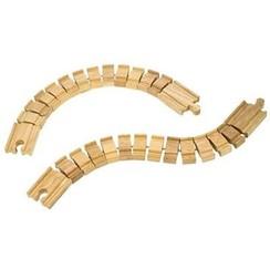 Mentari Flexibele rails
