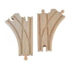 Mentari Mentari houten wissel splitsing