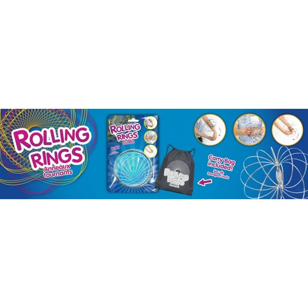 Keycraft Rollende Ringen, Flow Rings, Magic Rings