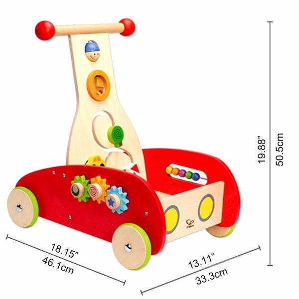 Hape Loopwagen Wonder Wolker, Hape