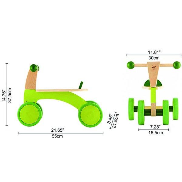 Hape Houten Loopfiets Scoot-Around, Hape