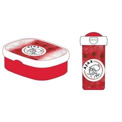 Ajax Lunchset, Lunchbox en Drinkbeker