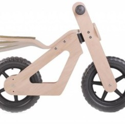 Houten Loopfiets Balance Bike, Mamatoyz