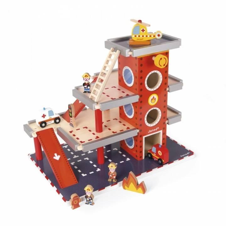 Houten garage speelgoed, groot assortiment garage speelgoed