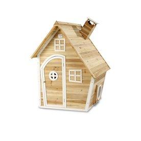 Exit EXIT Fantasia 100 houten speelhuis - naturel