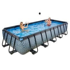 EXIT zwembad 540x250cm met filterpomp