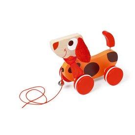 Scratch Trekfiguurtje Hond Oscar