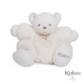 Kaloo Perle Teddybeer wit, 30 cm