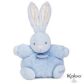 Kaloo Les Amis Knuffelkonijn blauw 20 cm