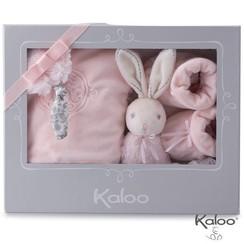 Kaloo Perle - Baby Cadeauset roze