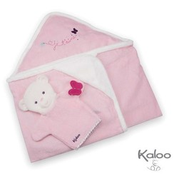 Kaloo Petite Rose Baby Badhanddoek