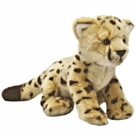 Living Nature Knuffel Cheetah, Babycheetah