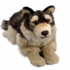 Knuffel Wolf