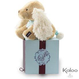 Kaloo Les Amis Muziek Puppy knuffel