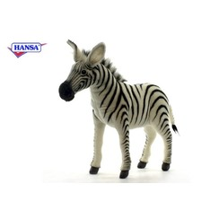 Zebra Knuffel, 41 cm, Hansa