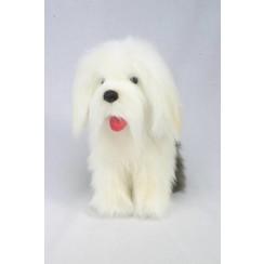 Knuffel Hond Bobtail, Hansa