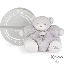 Kaloo Perle Knuffelbeer grijs 30 cm